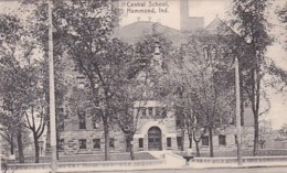 Indiana Hammond Central School Rotograph - Hammond