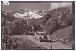 ADELBODEN - POSTAUTO - AUTOCAR POSTAL - TB - BE Berne