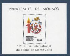 Monaco - Bloc YT N° 29 - Neuf Sans Charnière - 1984 - Blocs