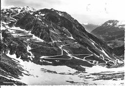 TICINO TESSIN GOTTHARDSTRASSE Val Tremola - PHOTO - 14,6 X 20,8 Cm - N'a Pas Voyagé ETAT PARFAIT - TI Tessin
