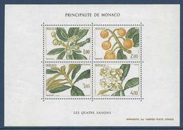Monaco - Bloc YT N° 31 - Neuf Sans Charnière - 1985 - Blocs