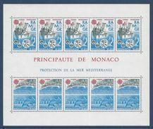 Monaco - Bloc YT N° 34 - Neuf Sans Charnière - 1986 - Blocs