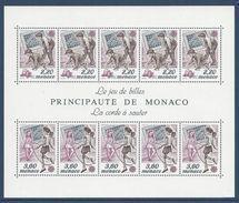 Monaco - Bloc YT N° 46 - Neuf Sans Charnière - 1989 - Blocs
