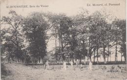 CPA Alboussière - Bois Du Vivier (avec Animation) - France
