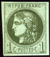 France. Sc #38. Maury #39.I. Unused. (*) - 1870 Emission De Bordeaux