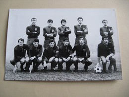 SQUADRA   CALCIO    GENOA    1967/ 1968 - Football