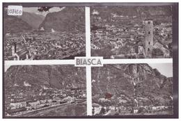 BIASCA - MULTIVUES - TB - TI Tessin