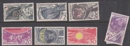 Czechoslovakia SG 1466-1472 1965 Quiet Sun, Mint Never Hinged - Czechoslovakia
