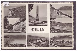 DISTRICT DE LAVAUX - CULLY - MULTIVUES - TB - VD Vaud