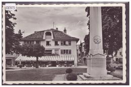 DISTRICT DE LAVAUX - CULLY - RESTAURANT AU MAJOR DAVEL - TB - VD Vaud