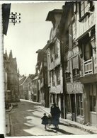CAUDEBEC En CAUX Grande Rue  Ed. Yvon IB 2216 - Caudebec-en-Caux