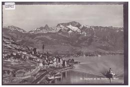 DISTRICT DE LAVAUX - ST SAPHORIN - TB - VD Vaud