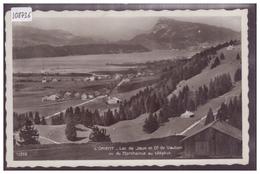 DISTRICT DE LA VALLEE - L'ORIENT ET LAC DE JOUX - TB - VD Vaud