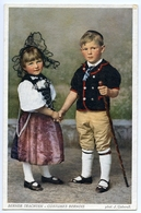 LA SUISSE : BERNER TRACHTEN / COSTUMES BERNOIS / ADDRESS - TIDWORTH, SHIPTON BELLINGER MANOR - BE Berne