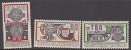 Czechoslovakia SG 1602-1604 1966 Brno Stamp Exhibition, Mint Never Hinged - Czechoslovakia