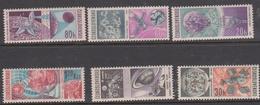 Czechoslovakia SG 1606-1611 1966 Space Research, Mint Never Hinged - Czechoslovakia