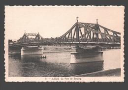 Liège - Le Pont De Seraing - éd. Phototypie Légia - Carte Dentelée - Liege