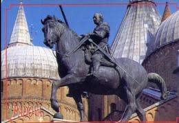 Padova - Basilica Di S.antonio Il Gattamelata - Formato Grande Non Viaggiata – E 10 - Padova