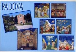 Padova - Cappella Degli Scrovegni - Formato Grande Non Viaggiata – E 10 - Padova