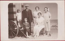 Oude Foto Fotokaart Oostende Ostende Fotograaf: Le Bon ( Photo Montage Surrealisme ) (In Zeer Goede Staat) Augustus 1923 - Illustrators & Photographers