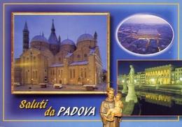 Saluti Da Padova - 102 - Formato Grande Non Viaggiata – E 10 - Padova