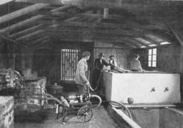 Traitement Des Algues Pour La Préparation De  L'iodure De Cuivre 1926 - Non Classés