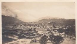 Tuolumne California, Panoramic View Of Town, Lumberyard C1900s/10s Vintage Photos - Places