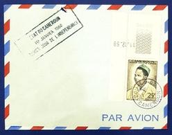 1960 Covers, Douala, Premier Jour De L'Independance, Cameroun, Cameroon - Cameroun (1960-...)