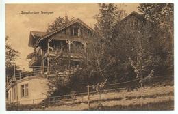WENGEN Sanatorium - BE Berne