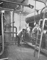 Extraction De L' Huile Par Dissolvants Edouard Bataille Constructeur   1926 - Non Classés