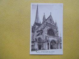 LIESSE NOTRE DAME. La Basilique De Notre Dame De Liesse. - France