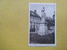 LIESSE NOTRE DAME. La Statue De Jeanne D'Arc. - France