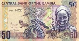 Gambia 50 Dalasi, P-28b (2006) - UNC - Gambia
