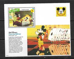 "St. Vincent   1992 Walt Disney Short Film ""Thru The Mirror"" 1936   MNH - St.Vincent (1979-...)"