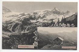 VÄTTIS Sardona Gebirge Sardona Hütte S.A.C. Gel. 1909 V. Vättis N. Chur - SG St. Gall