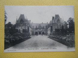 MARCHAIS. Le Château. - France