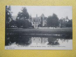 MARCHAIS. Le Château Et Le Parc. - France