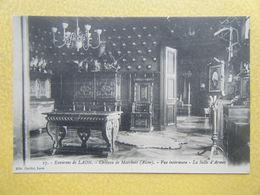 MARCHAIS. Le Château. La Salle D'Armes. - France
