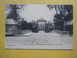 MARCHAIS. Le Château. La Grille. - France