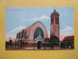 TERGNIER. L'Eglise. - France