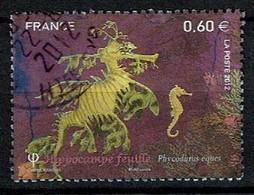 Hippocampe N°4647 Oblitéré Année 2012 - France