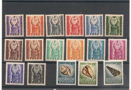 TOGO Années 1957/59- 1964/65 TAXE  N° Y/T: 48/61**-67/69** Côte: 12,65 € - Togo (1960-...)