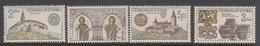 Czechoslovakia SG 2632-2635 1982 Castles, Mint Never Hinged - Unused Stamps