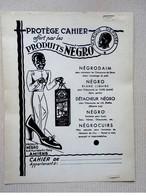 Protège Cahier Produits NEGRO - Produits Ménagers - Produits Ménagers