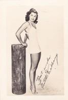 ESTHER WILLIAMS. ACTRESS. CIRCA 1950s- BLEUP - Künstler