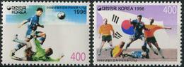 South Korea 1996. Michel #1895/96 MNH/Luxe. Football WC. Japan And South Korea-2002. (Ts22) - World Cup