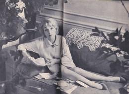 (pagine-pages)L'ADDIO A MARLENE DIETRICH  Epoca1959/480. - Autres