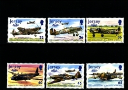 JERSEY - 2000  BATTLE OF BRITAIN   SET  MINT NH - Jersey