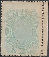 "BRAZIL - ""CRUZEIRO"", 1st ISSUE OF THE REPUBLIC (20 RÉIS) 1890 - MH - Brazil"