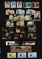 Malta, Kleine Verzameling **, Zeer Mooi Lot 4142 - Collections (sans Albums)
